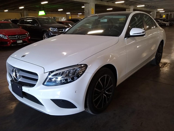 Mercedes-benz Clase C 2.0 200 Cgi Sport At 2020