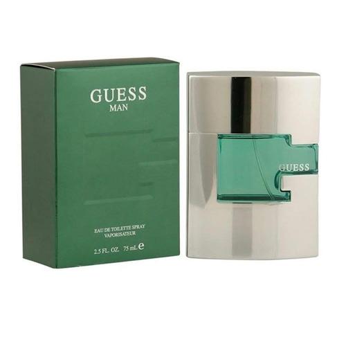 Perfume Guess Man 75 Ml. 100% Originales