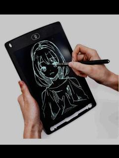 Tableta Pizarra Lcd Para Dibujar Y Escribir Notas Regalarte