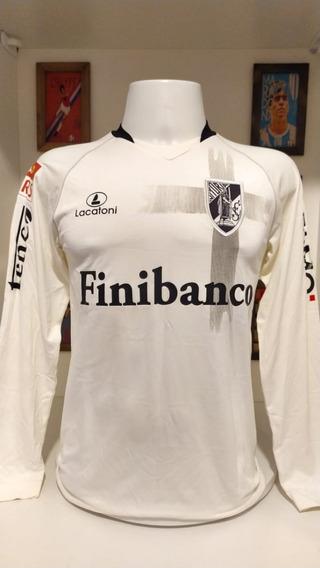 Camisa Futebol Vitória De Guimarães 2008 Mangas Longas