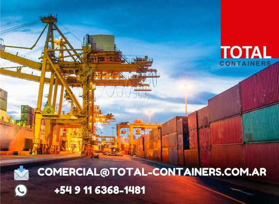 Contenedores Maritimos Usados Containers 40´st Corrientes