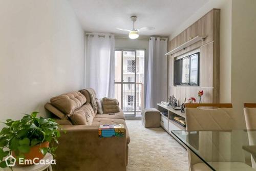 Imagem 1 de 10 de Apartamento À Venda Em São Paulo - 19462