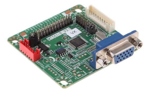 Útil Mt561-b Lvds Lcd Monitor Controlador Placa 5v