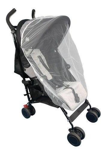 Tela Mosqueteiro P/ Carrinhos De Bebês Pronta Entrega