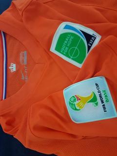 Camisa Holanda 2014,modelo Jogador ,tamanho G.
