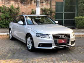 Audi A4 2.0 Tfsi Ambiente Multitronic 4p Blindado - 2010