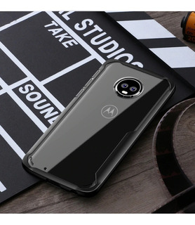 Funda Transparente Para Moto G6 Plus, G6, E5 Plus, Z2 Play