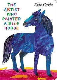 Artist Who Painted A Blue Horse,the - Puffin Kel Ediciones