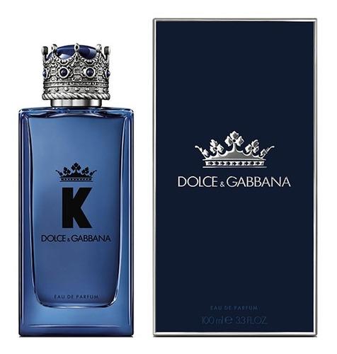Imagen 1 de 5 de Perfume Importado Dolce & Gabbana K Edp 100 Ml. Original