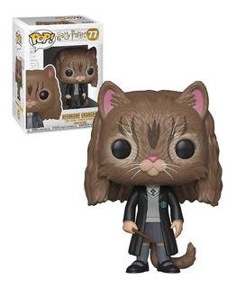 Hermione Granger Cat Funko Pop Original #77 - Microcentro