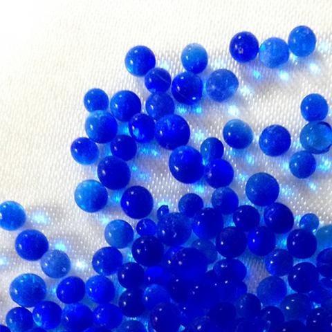 Sílica Gel Azul - Sp Desumidificante E Desidratante 1 Kg
