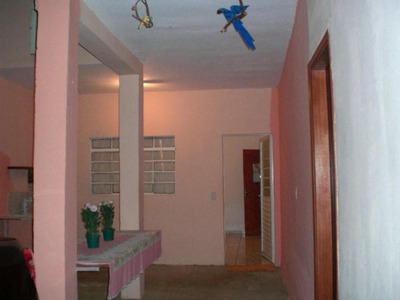 Casa A Venda Em Jaguariúna, Sao Pedro, 2 Dormitórios, 2 Banheiros, 6 Vagas - Ca0016