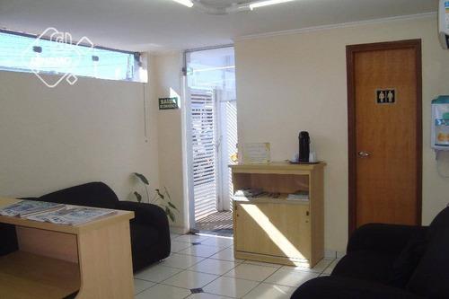 Casa À Venda, Campos Elíseos - Ribeirão Preto/sp - Ca0182
