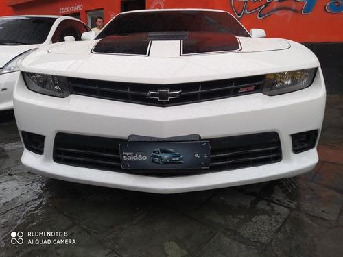 Imagem 1 de 6 de Chevrolet Camaro 2014 6.2 V8 Ss 2p Coupé
