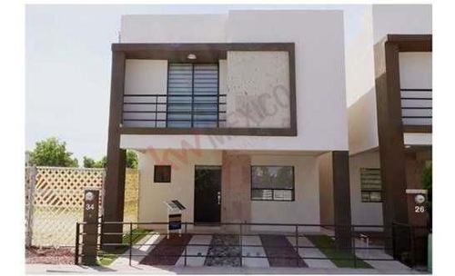 ¡excelentes Casas Nuevas En Torreón Coahuila, A Precios Accesibles!