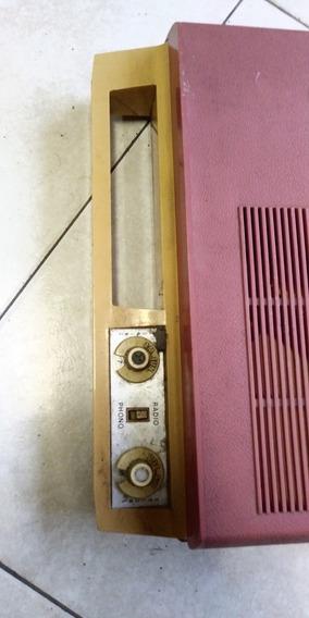 Radio E Vitrola Takt Antigo Nao Sei Se Funciona No Estado