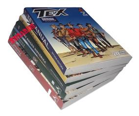 Gibi Tex Coleção Platinum Ouro Histórica 8 Volumes Escolher