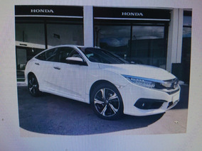Honda Civic 1.5 Ex-t 2017 Patente 2019 Paga