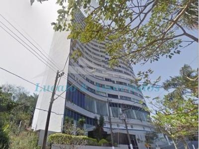 Apartamento Para Temporada, Ilha Porchat, São Vicente - Ap01336 - 31936207