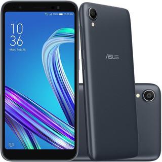 Smartphone Asus Zenfone Live L1 32gb, 13mp, Tela 5.5 Preto