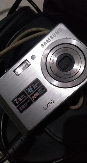 Câmera Digital Samsung L730 Original Para Youtube