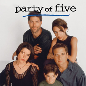 Dvd Série Party Of Five 1ªa6ªtemps Dublada Com Caixinhas
