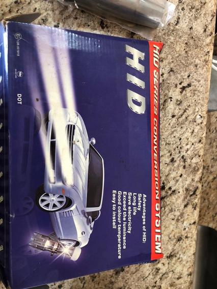 Kit De Xenon Para Hilux 8000k