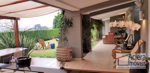 Casa Com 7 Dormitórios À Venda, 442 M² Por R$ 2.690.000,00 - São Fernando Golf Club - Cotia/sp - Ca1879