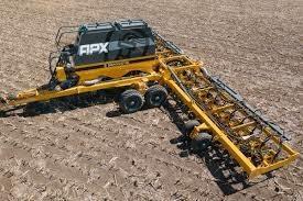 Apx  Plantadora Agrometal, 3.50mts Ancho De Transporte.