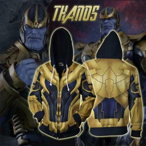 Casaco Thanos Vingadores 4