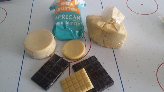 Manteca De Cacao 100% Pura - 400g Chocolaterapia