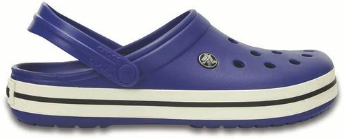 Crocs Originales Crocband Azul Unisex Hombre Mujer