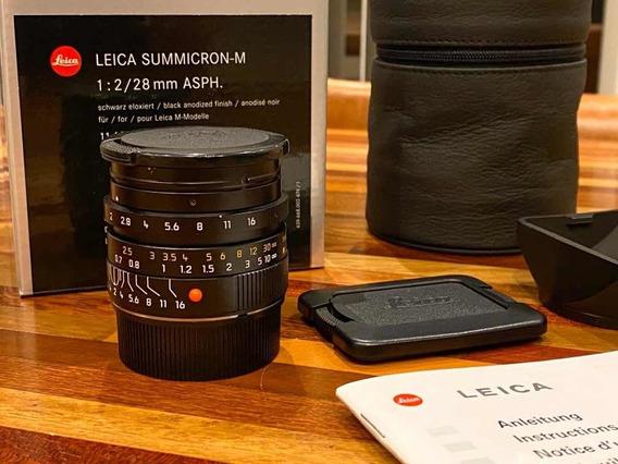 Leica Summicron 28mm Asph 11604