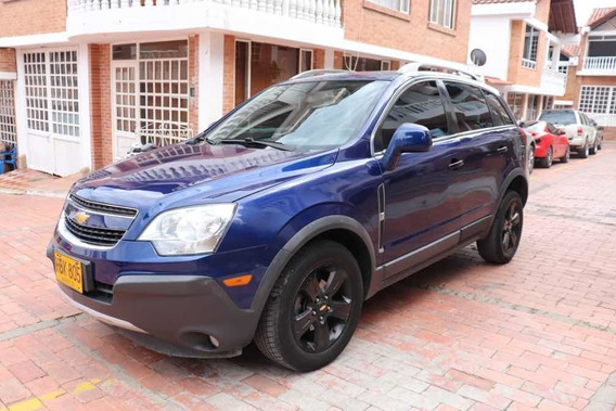 Chevrolet Captiva 2.4 Full Sunroof