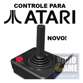 Joystick Para Atari (controle Novo, Lacrado)