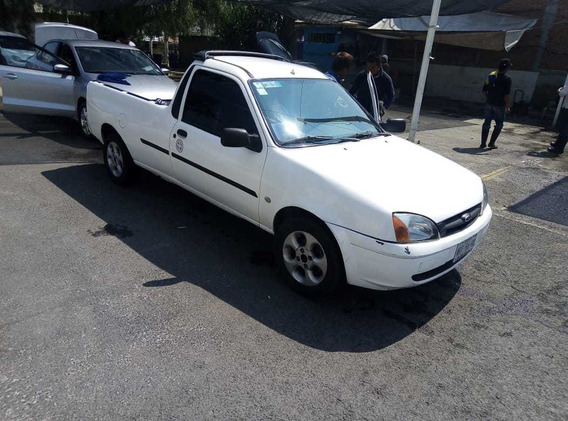 Ford Courier 2005 Con Camper
