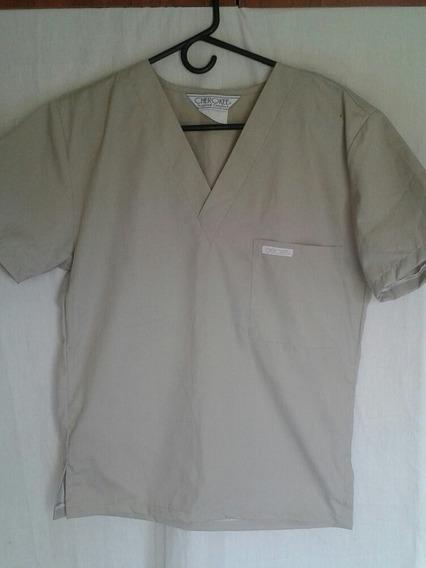 Camisa Bata Top Cherokee Uniforme Medico