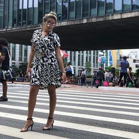 890eefdc62 Modelo Vestido Tipo Camisa - Vestidos Femininas no Mercado Livre Brasil