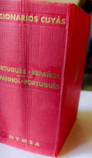 Diccionario Cuyá Español-portugués Portugués-español
