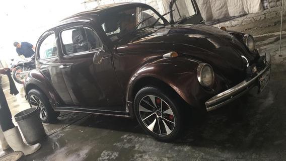 Volkswagen Escarabajo Bcx326