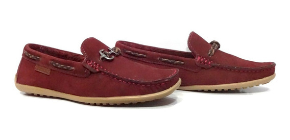 Sapato Infantil Couro Laroche Frete Gratis Vinho 005478