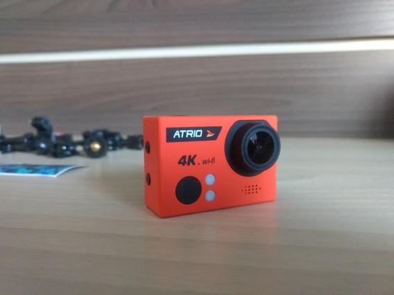 Câmera De Ação Átrio 4k Wi-fi