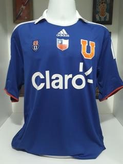 Camisa adidas Universidad Chile Eduardo Vargas