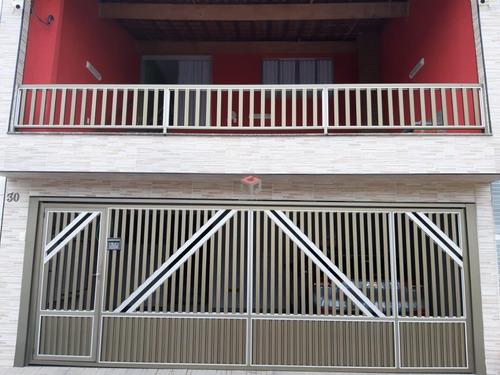 Imagem 1 de 27 de Sobrado À Venda, 6 Quartos, 1 Suíte, 3 Vagas, Dos Casa - São Bernardo Do Campo/sp - 99381