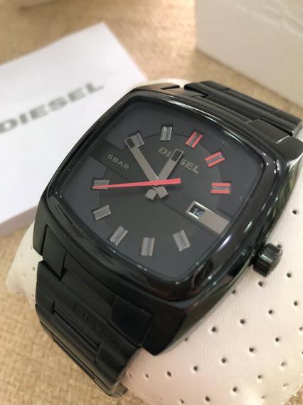 Relógio Diesel Preto Masculino Dz1557