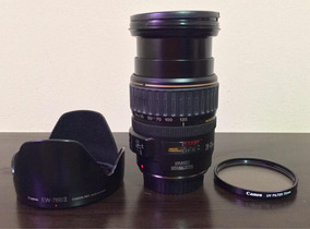 Objetiva Canon 28-135mm 3.5-5.6 Macro 0,5-1,6m Ultrasonic