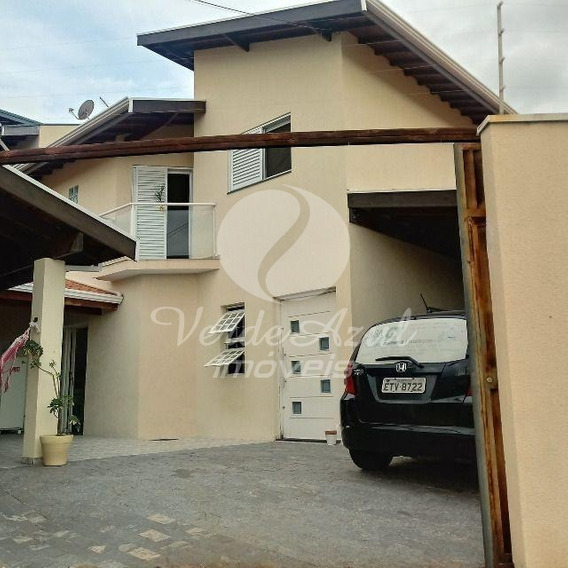 Casa À Venda Em Parque Jambeiro - Ca006485