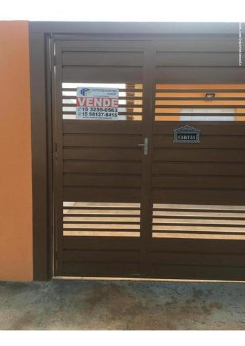 Casa Para Venda Em Tatuí, Residencial Astória, 2 Dormitórios, 1 Banheiro, 1 Vaga - 811_1-1893159
