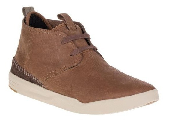 Sneaker Hush Puppies Casuales Hombre Hm01539-200brown