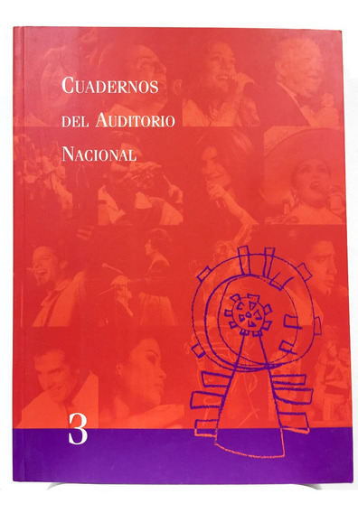 Libro Auditorio Nacional Fey Mercurio Magneto Ov7